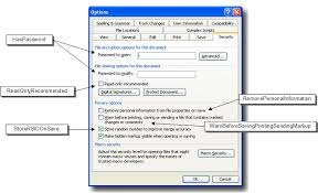 Using Scripts To Manage Word S Security Options