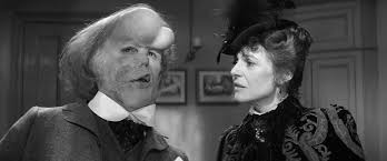 the elephant man. Beautiful Elephant John Hurt And Anne Bancroft In The Elephant Man 1980 On H