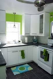 lime green cabinets.  Green You May Have Noticed By Now That Iu0027m Into Lime Green Kitchens I Like White  With Splashes Of Color  Throughout Lime Green Cabinets N