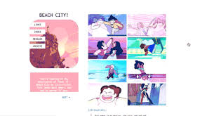 Tumblr Anime Themes Theme 15 Beach City Preview Codefeaturesa Simple Theme