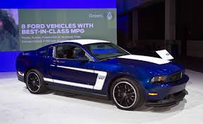 Ford Mustang News: 2012 Ford Mustang Boss 302 – Car and Driver