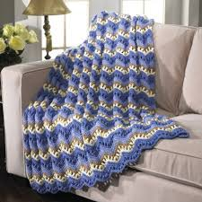 Gorgeous Afghans for Experienced Crocheters | Afghan crochet ... & Crochet blankets Adamdwight.com