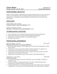Sales Resume Objectives Examples General Job Objective For Resume ...