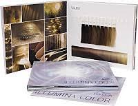 Wella Illumina Color Shade Chart Din A5 A Palette Of 38