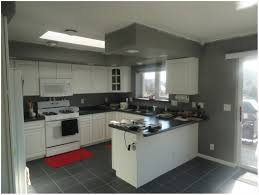 modern white and gray kitchen. Full Size Of Kitchen Countertop:cool Modern White Cabinets Quartz Countertops Backsplash For And Gray O