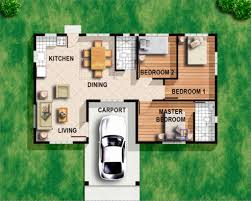 creative bungalow house designs and floor plans 5