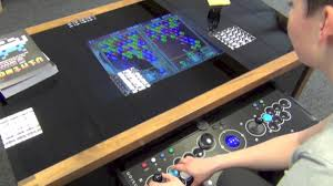 Interactive Coffee Table Arcane Arcade Coffee Table Youtube