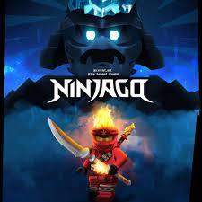 Ninjago Season 11 Poster For Kai And The Ice Emperor