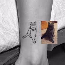 ничего лишнего 20 лаконичных татуировок от мастера минимализма из