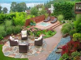 Unique Beautiful Yard Landscapes Beautiful Backyards Design Ideas Front  Yard Landscaping Ideas