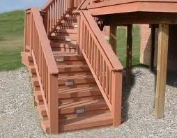 building deck stairs. Interesting Building Think Family Photographs On The Back Deck So Making Sure Edge Of  Deck Itself Can Support Weight Steps Is Important With Building Deck Stairs G