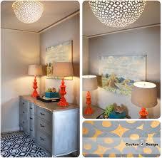 DIY ceiling fixture
