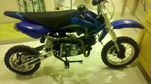 2007 coolster pit bike 110cc to 125cc upgraded pit bikes