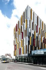 office building facades. modern office building facade design postsite aalst foto thomas de bruyne abscis architecten a facadeoffice facades