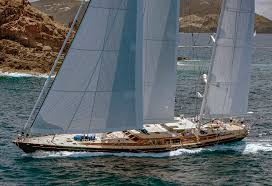 Ron Holland Design Ron Holland My Inspiration The Pacific Ocean Superyacht