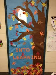 Creativity Classroom Door Decorations For Fall O Concept Ideas