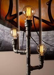 industrial style outdoor lighting. Lighting:Floor Lamps Steampunk Pipe Lamp Industrial Style Modern Light Fixtures Outdoor Looking Bathroom Pendant Lighting S