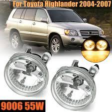 2011 Highlander Fog Light Bulb 2003 Toyota Highlander Fog Lights Pogot Bietthunghiduong Co