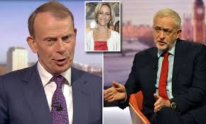 Andrew Marr says there is a 'lack of older women' on TV | Daily Mail Online