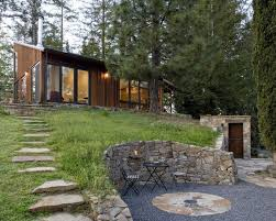 Small Picture Architecture Natural Backyard Design With Stone Footpath And