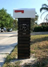 modern mailbox ideas. Contemporary Modern Modern Mailbox With Post Stone Stand And Pavement Plus Grass For Side Road  Ideas Diy For Modern Mailbox Ideas O