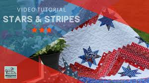 Quilt Addicts Anonymous Stars & Stripes Quilts of Valor pattern ... & Quilt Addicts Anonymous Stars & Stripes Quilts of Valor pattern tutorial Adamdwight.com