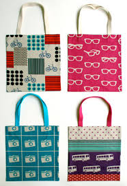Tote Pattern Impressive 48 Free Tote Bag Patterns And Tutorials Skip To My Lou