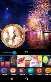 best happy new year 2018 photo frame free screenshot 11