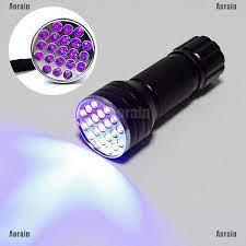 Đèn pin LED UV bóng mini sấy keo resin