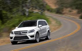 2013 Mercedes-Benz GL First Test - Motor Trend