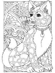 Mandala Kleurplaten Honden Kerst 2018