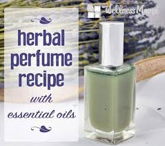 diy herbal perfume recipe