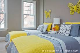 Elegant Excellent Yellow Grey Bedroom Decorating Ideas Gray And Yellow And Gray  Bedroom Decor Best Bedroom