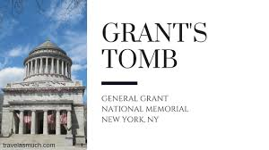 Image result for the General Grant National Memorial (Grant's Tomb)