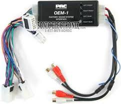 pac oem 1 wiring diagram pac image wiring diagram pac aoem nis2 aoemnis2 system interface kit to add or replace on pac oem 1 wiring