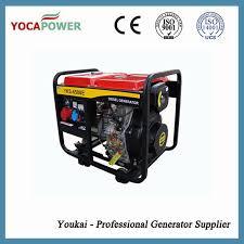 small portable diesel generator. 5 Kva Small Power Portable Diesel Generator YKS-3500E, Generator, On En.OFweek.com