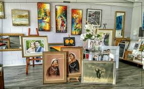 Creative Framing Ideas To Gift or Decorate With Southern Picture