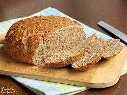 Bauernbrot German Farmers Bread Curious Cuisiniere