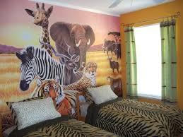 jungle themed furniture. Smart Wild Fun Jungle Themed Bedroom Iger Skin Duvet Covers Kids Decoration Bedrooms Room Ravishing Furniture U