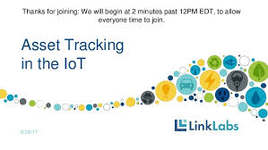 Asset Tracking And Location Technologies For Internet Of Things