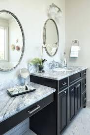 granite bathroom countertops cleaning home improvement