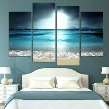 multi panel canvas wall art panel wall art decor 4 beach at twilight multi panel canvas multi panel canvas wall art
