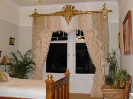 Small Bedroom Curtain Bedroom Curtain Ideas Small Rooms Also Wall Mounted Chrome Round