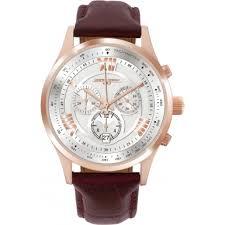 jg6600 23 mens jorg gray watch watches2u jorg gray jg6600 23 mens silver and brown leather strap watch