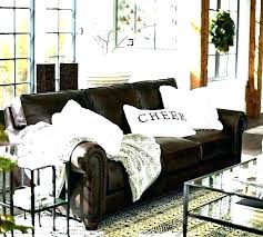 what color throw pillows for dark brown leather couch sectional bedrooms adorable