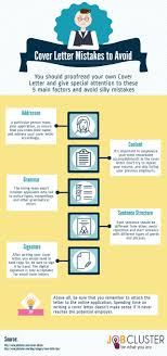 cover letter dos and don ts 5 common cover letter mistakes to avoid infographic