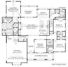 Pocket Office House Plans  Best Floor Plans With Pocket OfficesHouse Plans Cost To Build