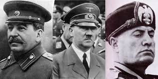 totalitarian leaders mt 4 causes and effects of world war ii