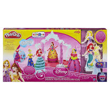 Play Doh Disney Princess Design A Dress Ballroom Play Doh Disney Princess Design A Dress Ballroom