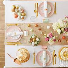 39 easy easter centerpieces and table